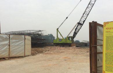 Tiến độ dự án chung cư Anland Premium CT06 Dương Nội