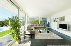 Thiết kế không gian sống xanh, tối ưu ánh sáng và gió tự nhiên