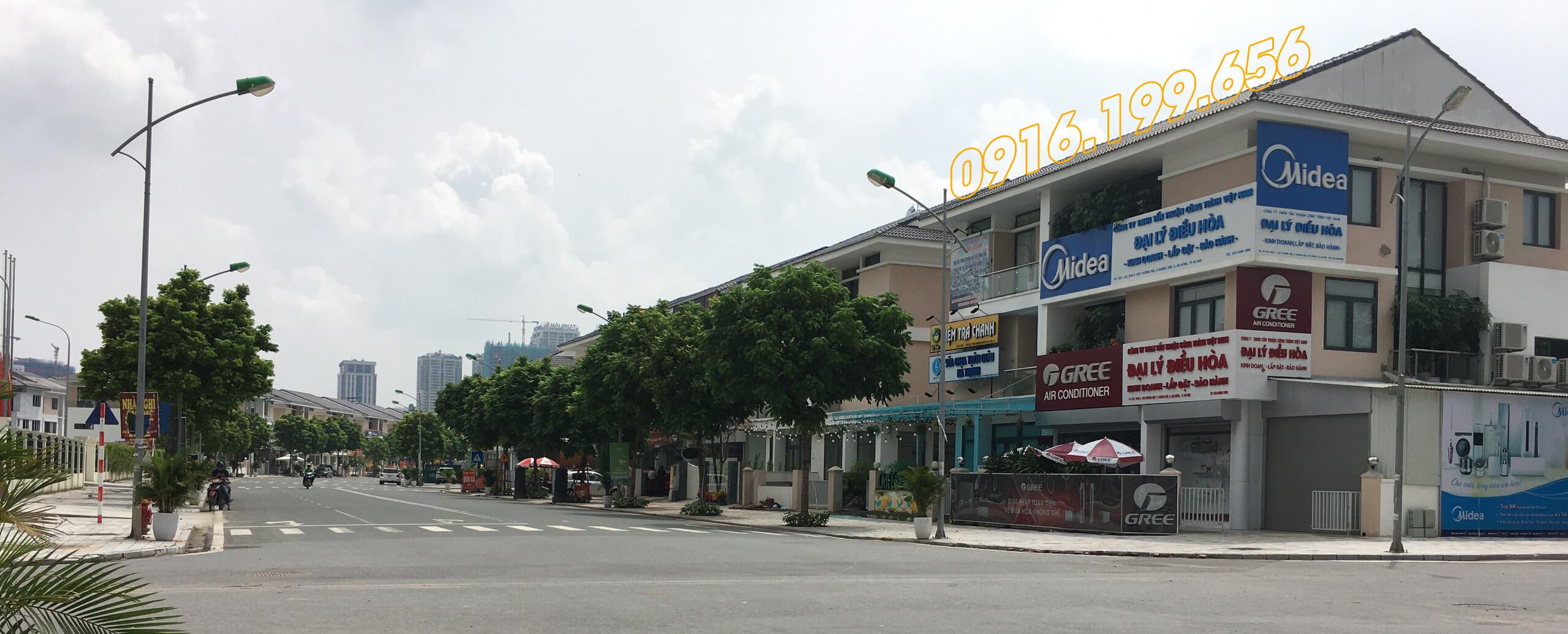 Biệt thự An Phú Shop-Villa Khu đô thị Dương Nội