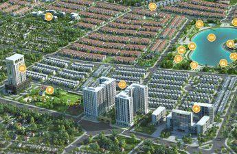 Tiện ích khu đô thị Dương Nội – Anland Residences CT06 Premium